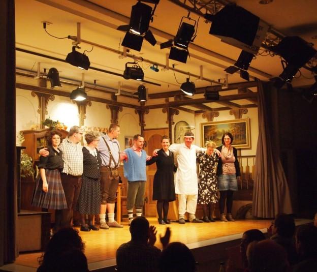 """Bericht zu """"Theater, Xang & Tombola"""" – Jahresfeier 2015"""